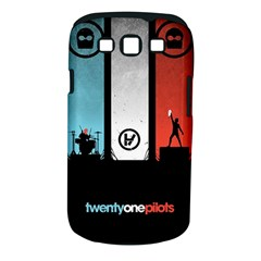 Twenty One 21 Pilots Samsung Galaxy S III Classic Hardshell Case (PC+Silicone)