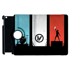 Twenty One 21 Pilots Apple iPad 3/4 Flip 360 Case
