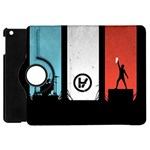 Twenty One 21 Pilots Apple iPad Mini Flip 360 Case Front