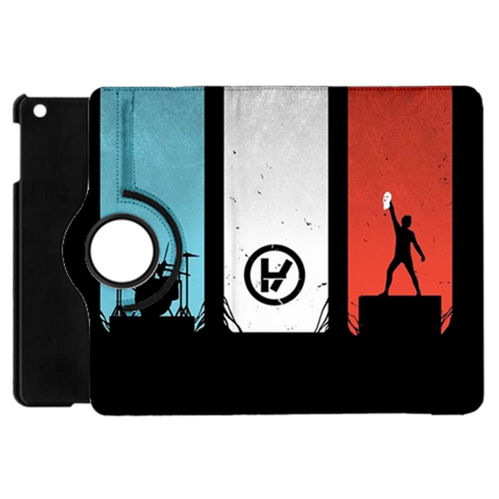 Twenty One 21 Pilots Apple iPad Mini Flip 360 Case