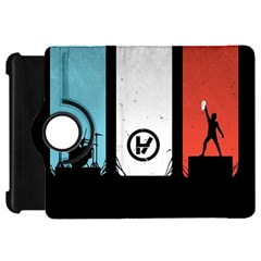 Twenty One 21 Pilots Kindle Fire Hd Flip 360 Case