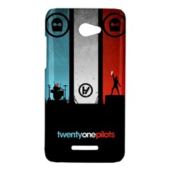 Twenty One 21 Pilots HTC Butterfly X920E Hardshell Case