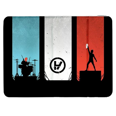 Twenty One 21 Pilots Samsung Galaxy Tab 7  P1000 Flip Case