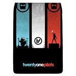 Twenty One 21 Pilots Flap Covers (L)  Front