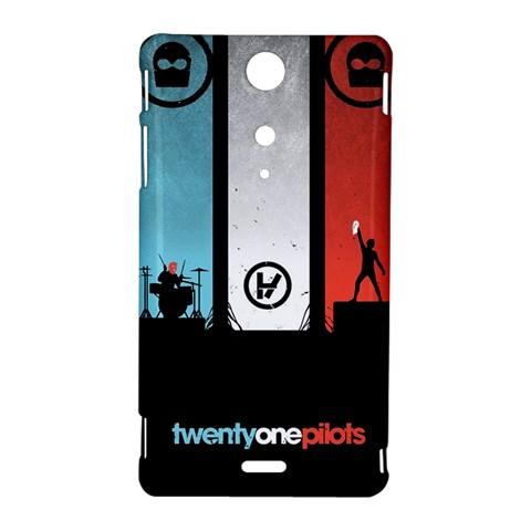 Twenty One 21 Pilots Sony Xperia TX
