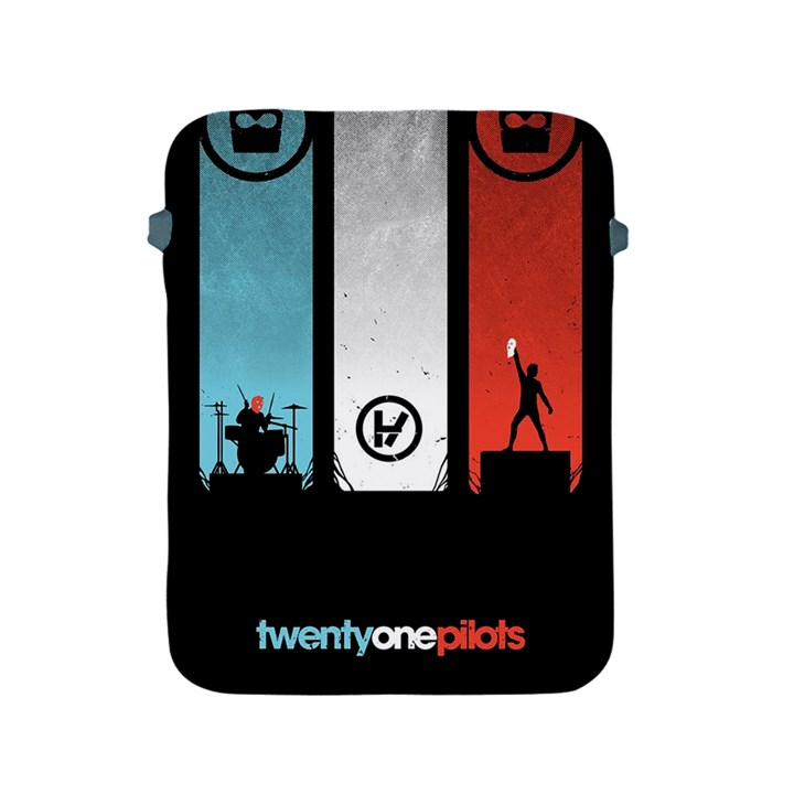 Twenty One 21 Pilots Apple iPad 2/3/4 Protective Soft Cases