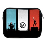 Twenty One 21 Pilots Apple iPad 2/3/4 Zipper Cases Front