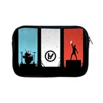 Twenty One 21 Pilots Apple iPad Mini Zipper Cases Front