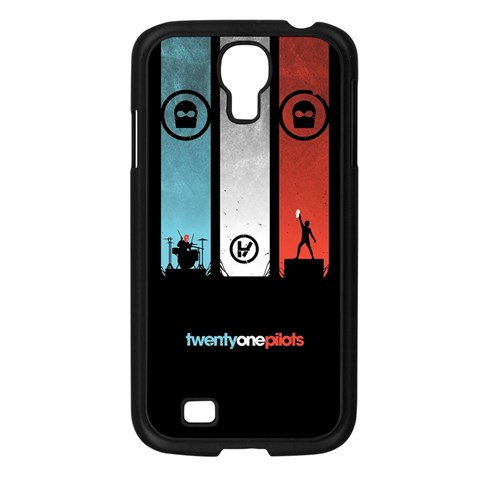 Twenty One 21 Pilots Samsung Galaxy S4 I9500/ I9505 Case (Black)