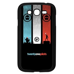 Twenty One 21 Pilots Samsung Galaxy Grand Duos I9082 Case (black)