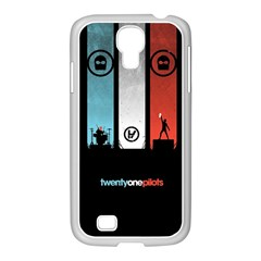 Twenty One 21 Pilots Samsung GALAXY S4 I9500/ I9505 Case (White)