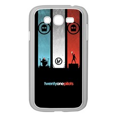 Twenty One 21 Pilots Samsung Galaxy Grand Duos I9082 Case (white)
