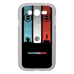 Twenty One 21 Pilots Samsung Galaxy Grand DUOS I9082 Case (White) Front