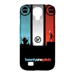 Twenty One 21 Pilots Samsung Galaxy S4 Classic Hardshell Case (PC+Silicone)