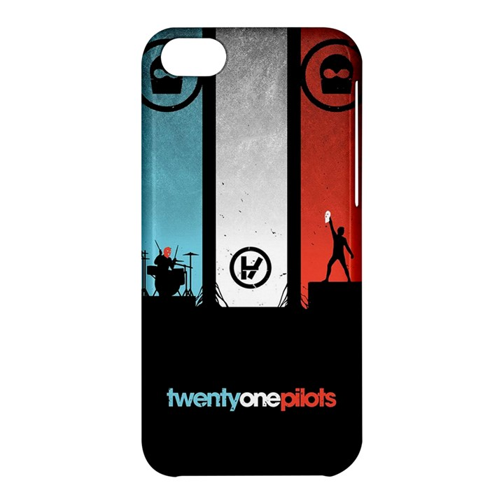 Twenty One 21 Pilots Apple iPhone 5C Hardshell Case