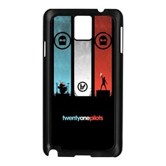 Twenty One 21 Pilots Samsung Galaxy Note 3 N9005 Case (Black)