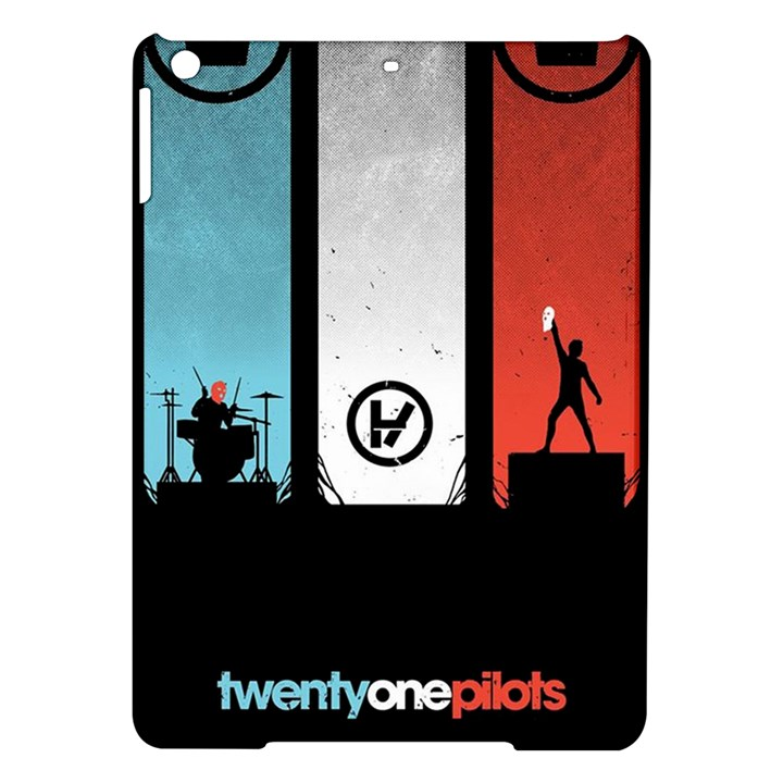 Twenty One 21 Pilots iPad Air Hardshell Cases