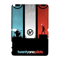 Twenty One 21 Pilots Samsung Galaxy Note 10.1 (P600) Hardshell Case
