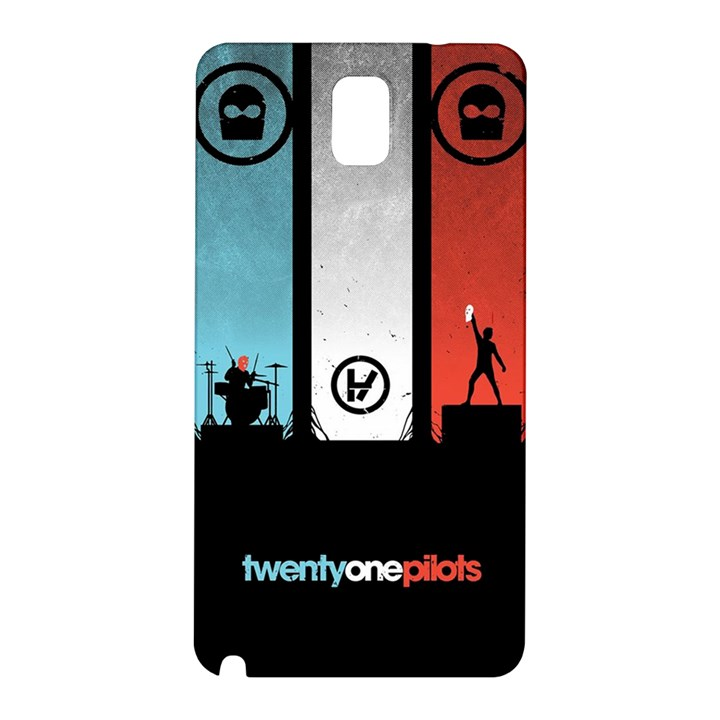 Twenty One 21 Pilots Samsung Galaxy Note 3 N9005 Hardshell Back Case