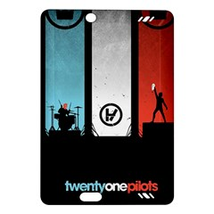 Twenty One 21 Pilots Amazon Kindle Fire Hd (2013) Hardshell Case