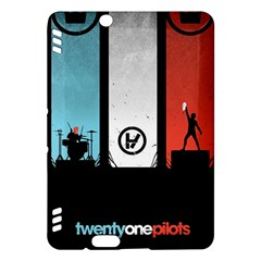 Twenty One 21 Pilots Kindle Fire HDX Hardshell Case