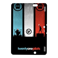 Twenty One 21 Pilots Kindle Fire HDX 8.9  Hardshell Case