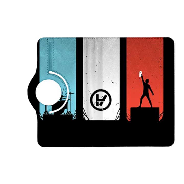 Twenty One 21 Pilots Kindle Fire HD (2013) Flip 360 Case