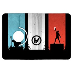 Twenty One 21 Pilots Kindle Fire HDX Flip 360 Case