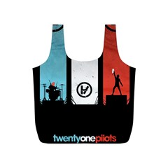 Twenty One 21 Pilots Full Print Recycle Bags (s)