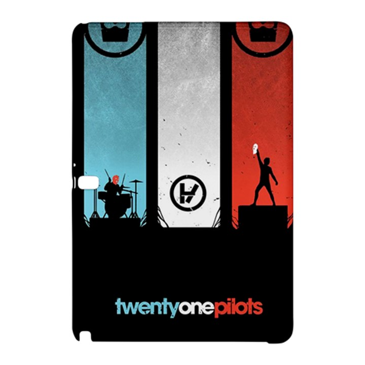Twenty One 21 Pilots Samsung Galaxy Tab Pro 12.2 Hardshell Case