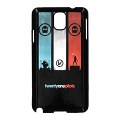 Twenty One 21 Pilots Samsung Galaxy Note 3 Neo Hardshell Case (Black)