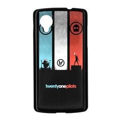 Twenty One 21 Pilots Nexus 5 Case (Black)