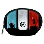 Twenty One 21 Pilots Accessory Pouches (Medium)  Front