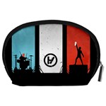 Twenty One 21 Pilots Accessory Pouches (Large)  Back