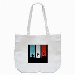 Twenty One 21 Pilots Tote Bag (white)