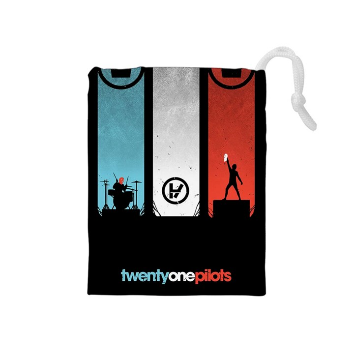 Twenty One 21 Pilots Drawstring Pouches (Medium)