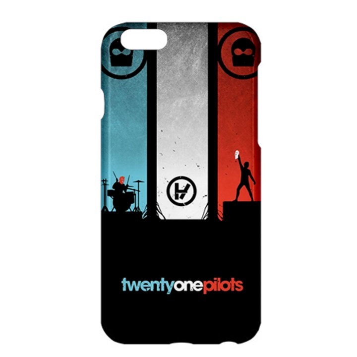 Twenty One 21 Pilots Apple iPhone 6 Plus/6S Plus Hardshell Case