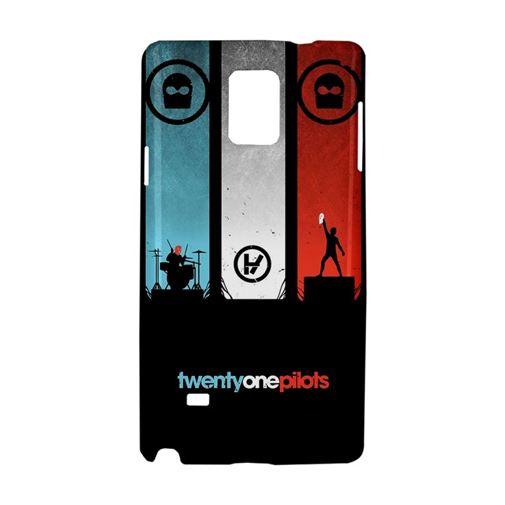 Twenty One 21 Pilots Samsung Galaxy Note 4 Hardshell Case