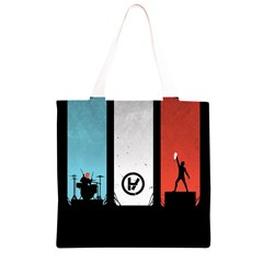 Twenty One 21 Pilots Grocery Light Tote Bag
