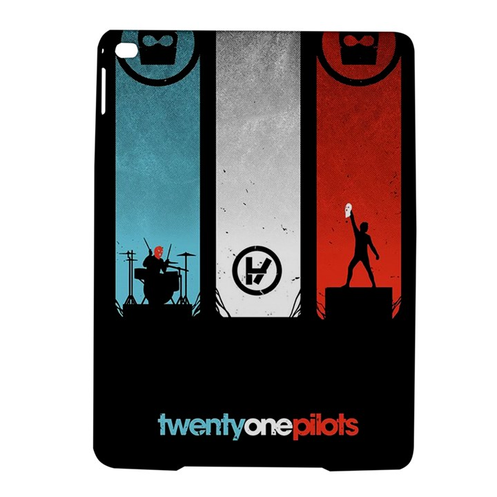 Twenty One 21 Pilots iPad Air 2 Hardshell Cases