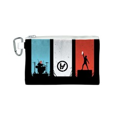 Twenty One 21 Pilots Canvas Cosmetic Bag (S)