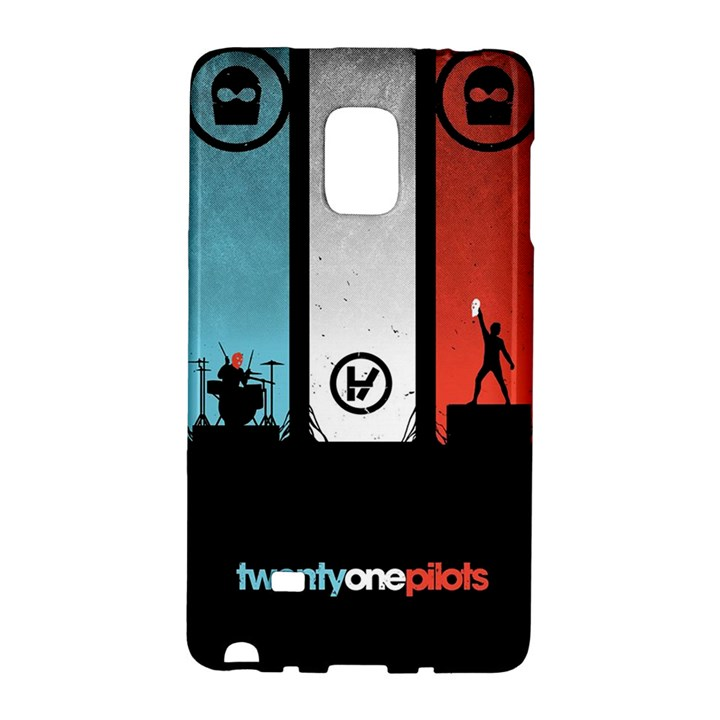 Twenty One 21 Pilots Galaxy Note Edge