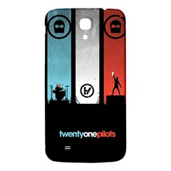 Twenty One 21 Pilots Samsung Galaxy Mega I9200 Hardshell Back Case