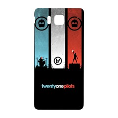 Twenty One 21 Pilots Samsung Galaxy Alpha Hardshell Back Case