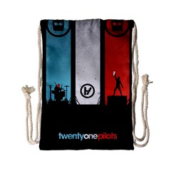 Twenty One 21 Pilots Drawstring Bag (small)