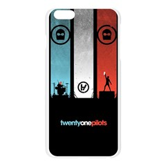 Twenty One 21 Pilots Apple Seamless iPhone 6 Plus/6S Plus Case (Transparent)