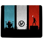 Twenty One 21 Pilots Jigsaw Puzzle Photo Stand (Rectangular) Front