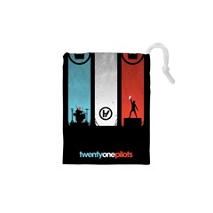 Twenty One 21 Pilots Drawstring Pouches (XS)