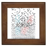 Twenty One Pilots Birds Framed Tiles Front