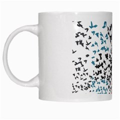 Twenty One Pilots Birds White Mugs